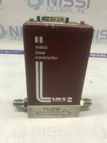 MKS Instruments 1459C-01000RM Mass Flow Controller