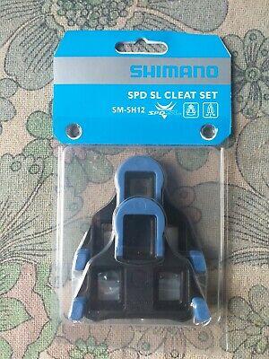 Calas Shimano SPD SL SM-SH12 (nuevas)