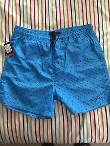 Pierre Cardin Swimming Trunks Blue UK Size M Banksia Beach Caboolture Area Preview