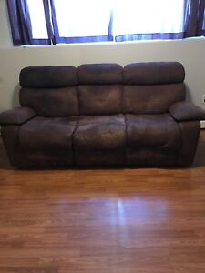 Living room set couch and love seat  set.