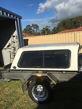 *****2012 hilux dual cab canopy Bunbury 6230 Bunbury Area Preview