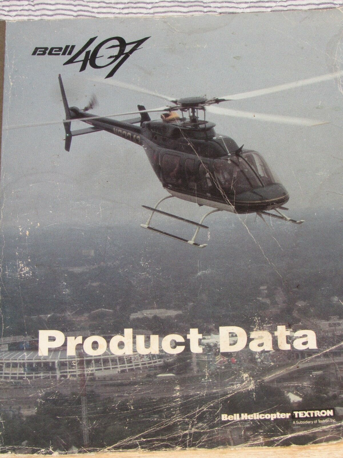 Bell 407 Helicopter Product Data Manual
