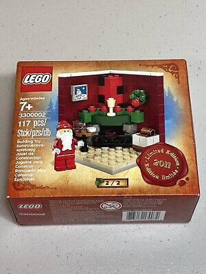 LEGO Holiday Christmas Rare 2011 3300002 New & Sealed Retired Limited Edition