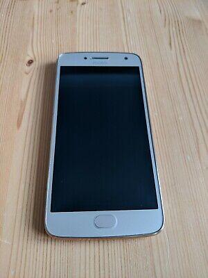 Motorola Moto G5 Plus XT1685 32GB Gold Unlocked Dual Sim, original box and charg