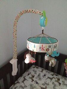 Baby crib mobile by Skip Hop