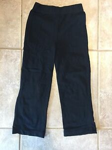 3T Circo Black Cotton Pants