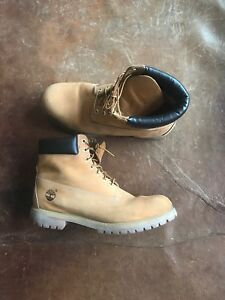 $120 OBO Tan Classic Winter Timberland Boots Size 13 Men's