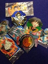 Sealed and mint dragonball z tazos Sandy Beach Coffs Harbour Area Preview