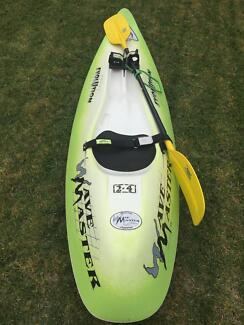 Waveski / Surfski / Goat boat / Paddle board