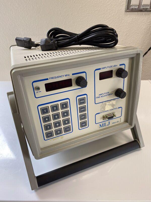 Chesapeake Microwave Technologies MLJ Cell-20 Signal Generator/Amplifier 98-0108