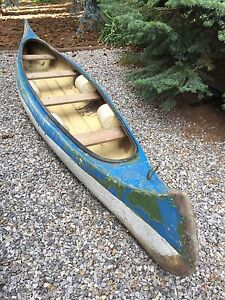FREE (for beer) 15' 4 seater Canoe