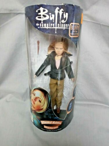"""Buffy the Vampire Slayer Limited Edition Buffy Summers 9"""" Doll Action Figure"""