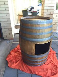 Wanted: expressions of interest. Wine barrel esky/restoration. Seacliff Park Marion Area Preview