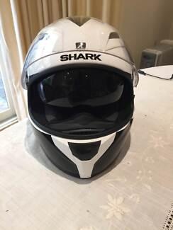 Shark VISION-R Series 2 INKO helmet for sale - near NEW!