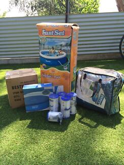 Bestway 10 Foot Inflatable Childrens Swimming Pool Mount Barker Area Preview