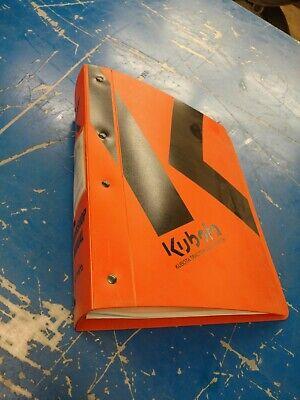 Kubota Workshop Manual Front Loader La514 La724 La754 La854