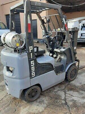 Forklift 2004 Nissan 40 Propane