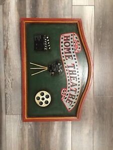 New Home theatre sign/Mancave