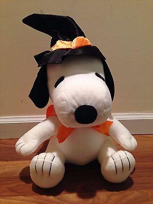 Peanuts Snoopy Halloween Big Soft Plush
