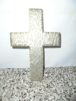 Kreuz Kruzifix aus Aluminium