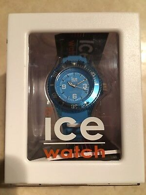 Ice Aqua Malibu Watch Unisex Small S.S. 15 Brand New Ideal Xmas Gift d'occasion  Expédié en Belgium