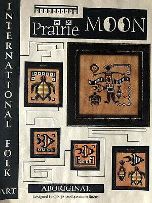 Prairie Moom Chart- Aboriginal- OOP