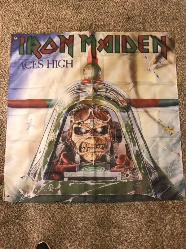 Iron Maiden Flag huge 4