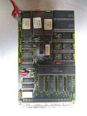 Berthold Lb3978 Cpu68008 Board