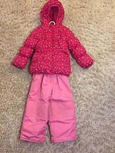 Joe Fresh winter jacket& snowsuit set (price dropped)