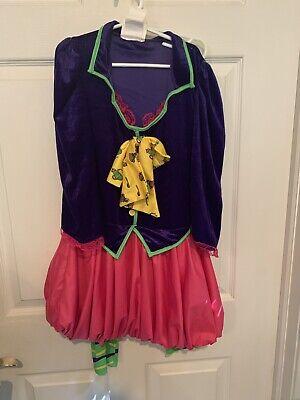 Tween Mad Hatter (California Costume Mad Hatter Costume Tween Size Large 10-12 Alice In)