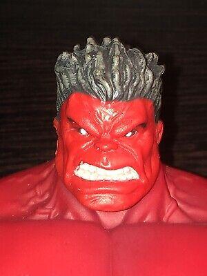 Hasbro Marvel Legends Red Hulk BAF Target Exclusive Complete (circa 2008)