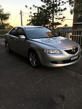 2003 Mazda 6 Luxury Sports Neutral Bay North Sydney Area Preview