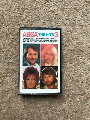 ABBA – The Hits 3 - cassette
