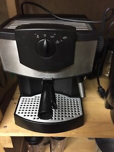 Melitta Pump Driven Espresso Cappuccino Machine