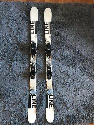 Esquis Freestyle LINE 149 con fijaciones