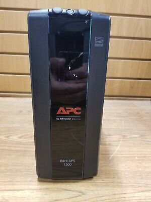 APC by Schneider Electric Back-UPS 1500VA, 10 Outlets, 2 USB Charging