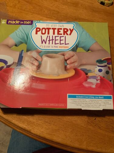 My Very Own Pottery Wheel - $9.50