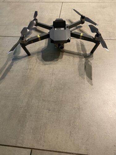 DJI Mavic Pro Quadcopter Kamera-Drohne - Grau