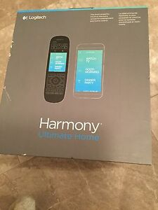 HARMONY ULTIMATE HOME LOGITECH SMART REMOTE BRAND NEW SEALED