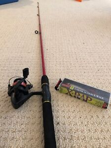 Total tackle Fishing rod