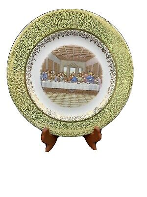 Plates Plaques Jesus Last Supper Vatican