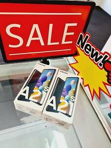 Brand New Samsung A21s 64GB with 12 months warranty