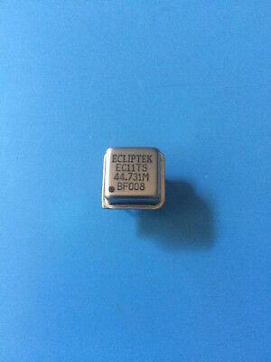 Ec1100hsts-44.731516m Ecliptek Crystal Oscillator 44.731516mhz 4 Pin Dip