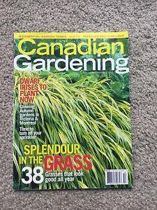 Canadian Gardening: October/November 2002