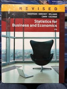 Statistics for Business and Economics (New)