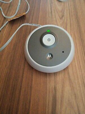 Motorola MBP160 Digital Audio Baby Monitor BABY UNIT ONLY