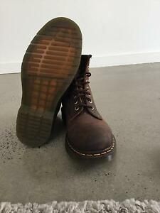 Dr Martens 1460 brown 8 eye boot Woonona Wollongong Area Preview
