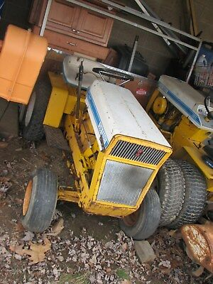 1967-1969 Cub Cadet 125 Tractor with 12hp Kohler Engine