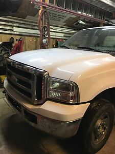 2007 F250 for parts