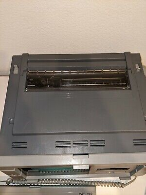 Smith Corona Pwp 960 Personal Word Processor 1990 Vintage Rare